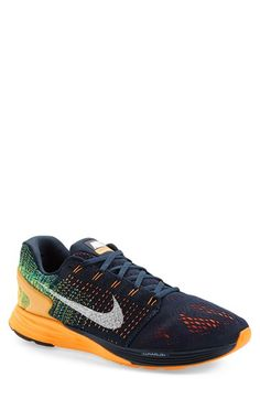 sale retailer 94d9f cd0b7 Nike  Lunarglide 7  Running Shoe (Men) Tennarit Nike, Miesten Kengät,