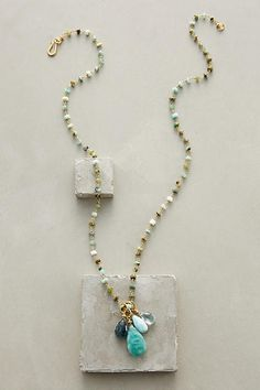 Dewdrops Necklace - anthropologie.com