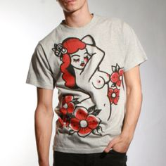 Lady Parts SS Tee