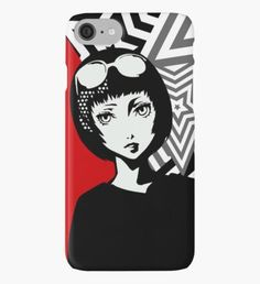Persona 5 Ichiko Ohya Confidant iPhone Case/Skin
