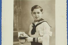 First communion photo young boy taking his first by DiversCites