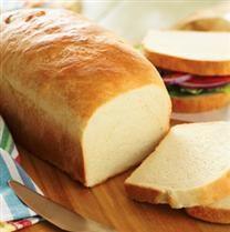 White Loaf Bread - White Lily flour recipe