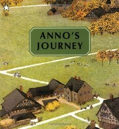 Anno's Journey by Mitsumasa Anno. Any Anno book is beautiful. Best Children Books, Books For Boys, Childrens Books, Young Children, Wordless Picture Books, Wordless Book, Good Books, My Books, Journey