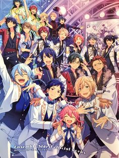 Ensemble Stars! Ensemble Stars, Anime Characters, Art Reference, Anime Art, Knights, Idol, Anime Guys, Back To School, Knight