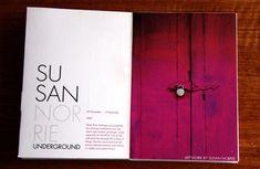 40 folhetos criativos para inspiração | Criatives | Blog Design, Inspirações, Tutoriais, Web Design