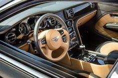 Bentley Mulsanne Base 2015 - Speed interior driver seat   PICSCAR