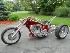 2007 Custom Built Trike By Doug Keim's Creative Cycle