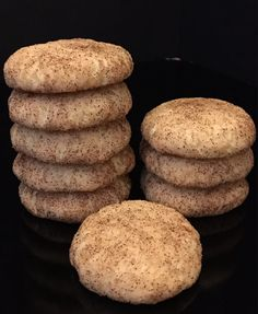 Snickerdoodle Cookies made with That Mom Butter Cookie Mix Snicker Doodle Cookies, Make It Simple, Cravings, Butter, Sweets, Mom, Breakfast, Easy, Desserts