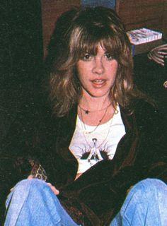 1978 american music awards, fleetwood mac | Stevie Nicks Fleetwood Mac 1976 candid