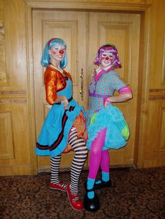 Clown Pics, Female Clown, Clowns, Ronald Mcdonald, Harajuku, Lady, Girls, Fictional Characters, Style