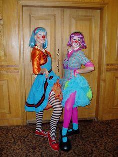 Clown Pics, Cute Clown, Haunted Circus, Clown Suit, Female Clown, Makeup Supplies, Vintage Clown, Circus Costume, Clowning Around