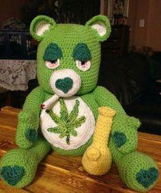 4/20 care bear
