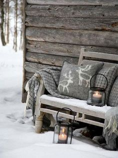 Rustic Christmas inspiration