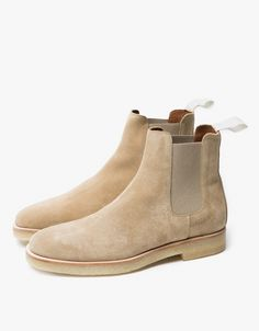 Chelsea Boot in Sand