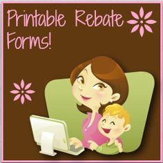 Printable Rebate Forms