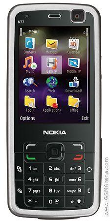Nokia N77 (2007)