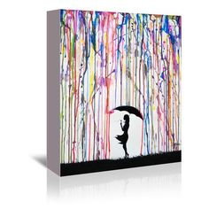 Americanflat Persephone by Marc Allante Graphic Art on Wrapped Canvas Size: