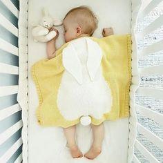 Baby Blanket Pink White Cute Rabbit Gray For Bed Sofa Wool blanket Cobertores Mantas BedSpread Bath Towels Play Mat Gift Kids Blankets, Baby Swaddle Blankets, Knitted Baby Blankets, Soft Blankets, Swaddle Wrap, The Babys, Crochet Newborn Blanket, Crochet Baby, Crochet Pillow