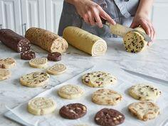 Barres à biscuits – toujours prêts pour la cuisson des biscuits – Stefanie Bergmann – ricetta