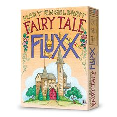 Fairy Tale Fluxx - £11.99 - and many other great board games are available for the lowest prices at Zatu Games UK! Browse our online store today! Childhood Stories, Game Change, Mary Engelbreit, Your Turn, News Games, Dungeons And Dragons, Party Games, Games To Play