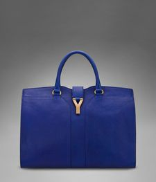 One of my favorite bags! the blue of this bag is soo beautiful! <3 it!!