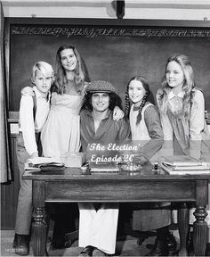 Little house on the prairie behind the scenes