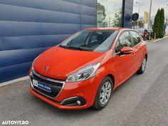 Second hand Peugeot 208 - 9 490 EUR, 21 828 km, 2019 - autovit. Peugeot, Vehicles, Car, Military, Automobile, Autos, Cars, Vehicle, Tools