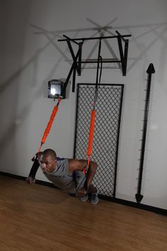 I'm putting one of these up in my garage. Very handy and way better than TRX.