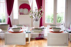 """""""Blooming"""" la nuova collezione Primavera 2015 di #Centrotavola #Milano scoprila su www.centrotavolamilano.it Tavola collezione Blooming. Blooming dinnerware"""