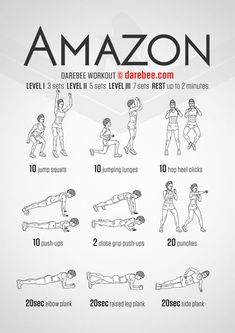 Amazon Workout