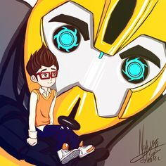 Bumblebee comic drawings | bumblebee and raf transformers prime by nay only cartoons comics ...
