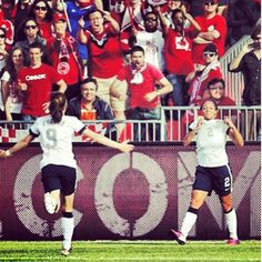 Sydney Leroux. I may be obsessed. #uswnt