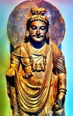 Yaksha, Gandhara Period, SF Asian Art Museum