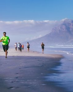 📸/Featuring: @hubertj (IG) Stuff To Do, Things To Do, Running On The Beach, Nordic Walking, Cross Training, Cape Town, South Africa, Photo And Video, World
