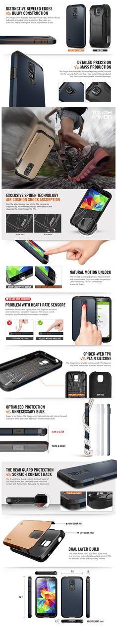 Quer a melhor capa para o seu novo Celular Galaxy S5? Capa para Galaxy S5 é a Spigen Tough Armor, da Eagle Tech. A capa case Galaxy S5 é incrivelmente bonita e feita de materiais nobres, com cores muito encantadoras e com proteção completa para seu smartphone Samsung Galaxy S5.