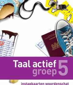 Taalactief 4, groep 5, instapkaarten woordenschat. Learn Dutch, Back 2 School, Fun Learning, Spelling, Road Trip, Projects To Try, Stage, Classroom, Ideas