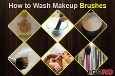 How to Wash Make Up Brush? This article is about how to wash make up brushes? Looking after your make up hygiene is equally important to your personal hygiene. Not keeping your make up kit clean can be really affective for your skin. When we talk about maintaining the cleanliness of make up kit then there is only one... #BestWayToWashMakeupBrushesAtHome, #CleanMakeUpBrush, #CleanMakeupBrushesAtHome, #CleanSilver, #DeepCleanMakeupBrushes, #Dishwasher, #EasyWayToCleanMakeupBr