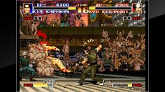The King of Fighters '94 Hits PS4 October 27, More Classics Inbound