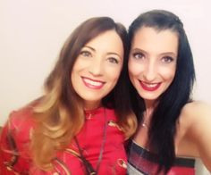 Must have 2017 2018: RED!!! Elenia Scarsella and Star Elaiza