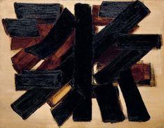 Peinture par Pierre Soulages