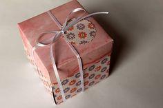 MariKlimo / Kvetovaná krabička