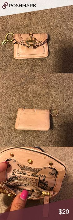 Juicy Couture Change Purse Juicy Couture Change Purse Juicy Couture Bags Wallets