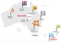 Apps for Australia, New Zealand  You can be successful in your Consumer Apps venture, by first identifying gaps in the Australian Apps Marketplace, or even tweaking apps for country specific needs. For mobile pioneers in Australia & New Zealand, the consumption preferences broadly mirror the US market.