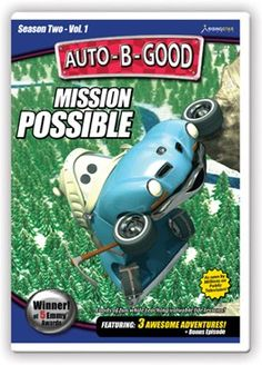 Auto-B-Good: Mission Possible // Join the Auto-B-Good cars as they climb higher, gain wisdom and discover the power of imagination. Children will learn life changing values told with exciting characters and award-winning animation they will love!
