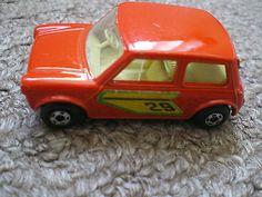 Matchbox Lesney Superfast Racing Mini No 29 1970 - http://www.matchbox-lesney.com/36421