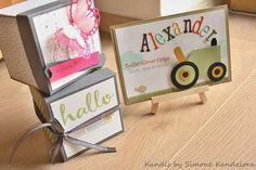 #Box#Karte#Geburt#Traktor#Baby#Stampin'Up!