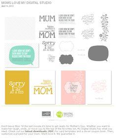 Mothers Day My Digital Studio