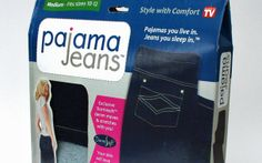 Product Review: PajamaJeans   (SmarterTravel.com 04.05.12 email)