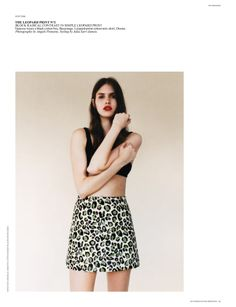 MAP - News – Angelo Pennetta Shoots AW16 Fashion for Self Service
