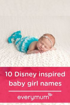 10 Baby Girl Names Inspired By Disney. From Alice to Wendy we have all the inspi. Disney Princess Names, Disney Baby Names, Princess Rapunzel, Baby Disney, Beautiful Baby Girl Names, Unique Baby Names, Beautiful Babies, Irish Baby Names, Baby Hacks